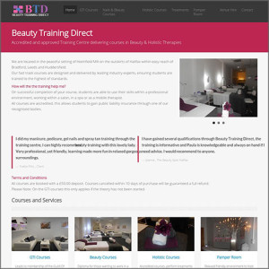 Beauty Training Direct